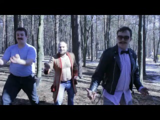 Анонс ЖЗЛ В Баре СИНИЙ ПУШКИН 1-2 Мая