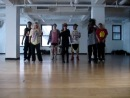 Jazz-funk .Sheryl Murakami - Lets Dance Broadway Dance Center