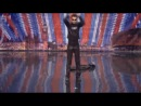 Razy Gogonea - Matrix (Britain's Got Talent 2011 Audition) танец NEO