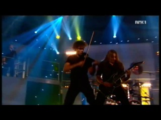 Keep Of Kalessin feat. Александр Рыбак - The Divine Land