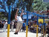 Нікітенко Славік на змаганнях Street Workout Dnepropetrovsk 28.05.2011року