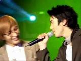[FANCAM] SiTeuk {SiWon x LeeTeuk} Sweet Scene @ Marry U - mini concert