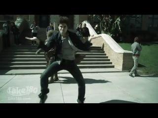 Гарри Поттер VS Сумерки - Танцевальная Битва