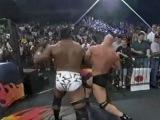 WCW Nitro - Goldberg Vs. Booker T [24.07.2000]