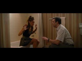 Момент из фильма БЕЗБРАЧНАЯ НЕДЕЛЯ я ржал до слёз!!!!!!!!