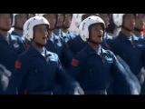 Военный марш китайской армии