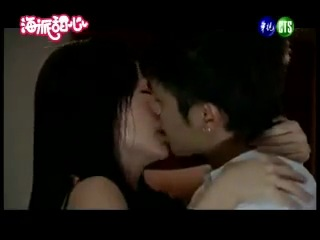 Show Luo & Rainie Yang Kissing Scene @ Hi My Sweetheart!