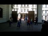 Re:Start - burst (вибух) у палаці мистецтв