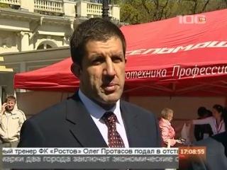 Береста, лапти и медовуха! Репортаж с Новгородских дней в Санкт-Петербурге