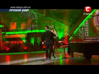 Танго Анжелы и Жени Танцуют все 3