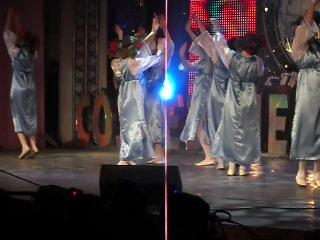 Фестиваль Созвездие Йолдызлык 2011 зона Апастово Хореографический коллектив Аэлита Галконцерт