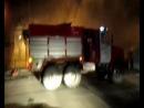 Пожар на концерте Кравц & Tonetrack в городе Архангельск клуб Игуана