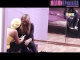 Нелли Ермолаева / Прощальный разговор с Элиной и ее проводы за периметр / Ночной 2579 выпуск!