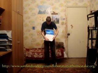 Роб Шнайдер, 2 выпуск (Лечение головной боли ноутбуком)