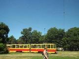 Задний ход трамвая