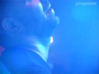 Len Faki (Berghain/Berlin) Live @ Effenaar, Eindhoven, NL 03-04-2010 Closing Track + Free Vodka.