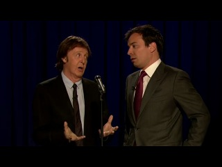 Scrambled eggs (yesterday) by paul mccartney and jimmy fallon
