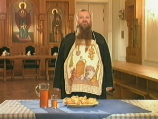 Кухня батюшки Гермогена - рецепты постных блюд