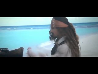 Jack Sparrow & Angelica Malon :DDD (Pirates of the Caribbean 4: On Stranger Tides)