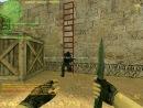 Прикол с лестницей в Conter Strike 1.6