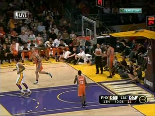 Phoenix Suns vs Los Angeles Lakers 23.03.2011