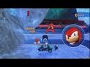 Sonic Free Riders - Team Heroes (2-3) VS. Team Dark