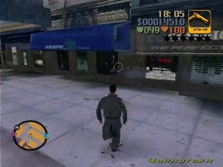 Mad game mult |Комиссар Гриша GTA III