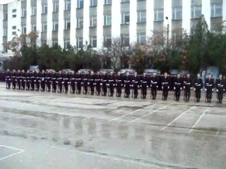 День Морской Пехоты в Севастополе 810 ОБМП (27 ноября)