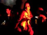 Рианна,Бейонсе,Джей Зи и Канье Вэст на Новый год в клубе в Лас вегасе