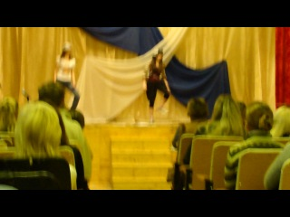 Наш танец на Агидбригаде по здоровому образу жизни
