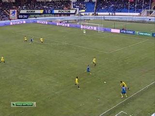 Чемпионат России 2010-11 / 7-й тур / Анжи - Ростов / НТВ+ (2 тайм)