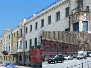 Самые красивые дворцы,особняки и усадьбы Петербурга