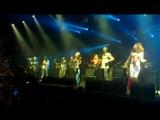 Юля танцует, Севыч гонит, зал в ахуе @ Arena Moscow 27.11.2010 - Паганини