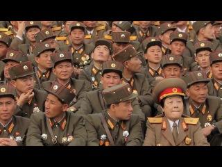 Военный парад в Пхеньяне (Северная Корея). Вот это я понимаю парад, а не породия на армию!