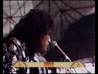 DORO представляет KISS немецкой публике 27.08.1988