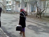 Виталик и Макс угорают над бабкой))))