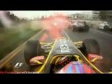 Виталий Петров лучший старт  в истории Формулы 1