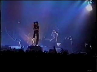 Marilyn Manson THE BEAUTIFUL PEOPLE [Live 1996]