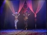 Современный восточный танец (Kaya and Sadia)