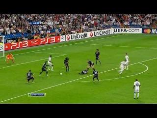 Лига Чемпионов 2010-11 / 1/4 финала / Первый матч / Реал (Мадрид) - Тоттенхэм (Англия) НТВ+ / 2 тайм