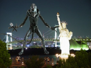 I`m a Legal Alien in New York