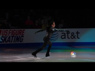 Johnny Weir - Poker Face 2010 US Nats Gala