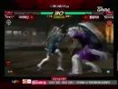Tekken Crash S6 Royal Rumble 다이옥신 Dioxin (Nina) vs. 통발러브 Tongbal Love (D