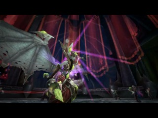 WoW - The Fall of the Lich king trailer