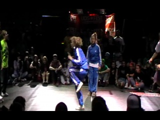 1.4 Hip-hop2x2 Chex&Jigaboovs Tolu&Stas Vegas vs Dasha Chercashina&Clubnichca taybreak