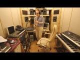Саксофонист Михаил Морозов-Pjanoo Sax version Syntheticsax bootleg 2011 Synthetic studio