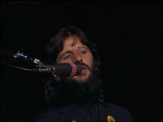 Ringo Starr - It Don't Come Easy (The Concert For Bangladesh)