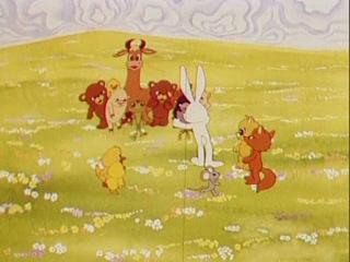 Путаница (Корней Чуковский) (1982)  Добрые советские мультфильмы