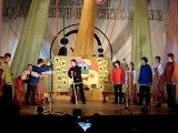 Пед. коллектив - Выступление 2009