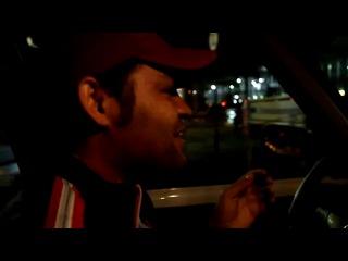 Таксист поёт как Майкл Джексон
